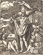 Albrecht Dürer, The Resurrection, probably c. 1509-1510, NGA 6779.jpg
