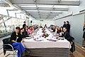 Alcaldesa y mujeres empresarias comparten mesa para celebrar el 8 de marzo 05.jpg