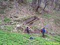 Alessandria del Carretto (CS), 2010, sui sentieri del Pollino verso il Monte Sparviere. (12).jpg