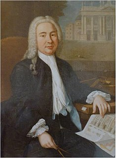 Alessandro Galilei Florentine architect