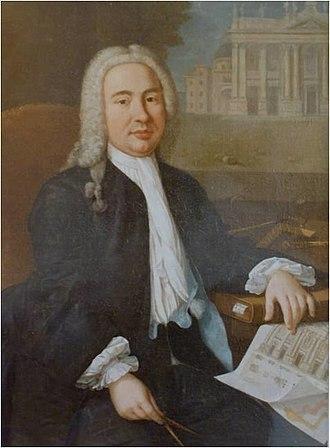 Alessandro Galilei - Image: Alessandro Galilei