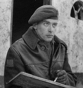 Alex Colville - Alex Colville in 1945