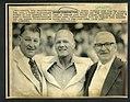 Alex Wojciechowicz, Tony Zale, Tony Szymanski 1975.jpg