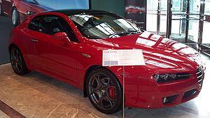 Alfa Romeo Brera and Spider - Brera S