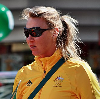Alicia Molik - Image: Alicia Molik at the 2008 Summer Olympics