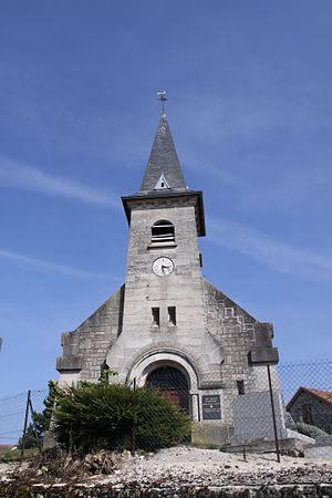 Alincourt - Saint Hilaire church