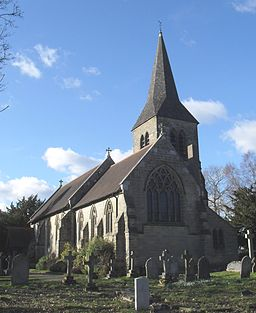 All Saints Church, Highbrook (IoE Code 302817)