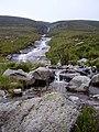 Allt nan Calman Waterfall - geograph.org.uk - 942368.jpg