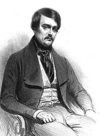 Alphonse Royer - Alphonse Royer ca. 1840