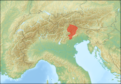 Alps location map (Dolomiti, AVE).png