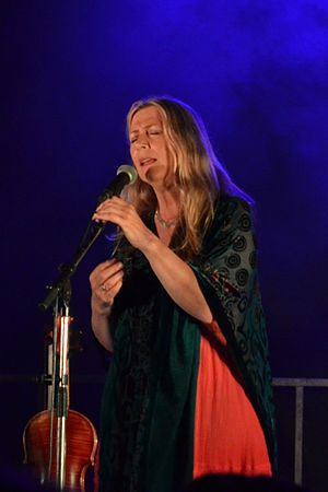 Altan (band) - Lead singer Mairéad Ní Mhaonaigh is known for performances of Irish Gaelic songs