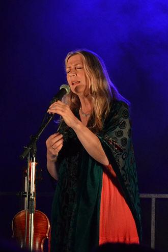 Altan (band) - Lead singer Mairéad Ní Mhaonaigh is known for performances of Irish Gaelic songs