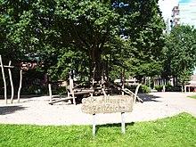 April 2010: Erinnerung An Die Erfolgreiche Baumbesetzung Im Gählerpark
