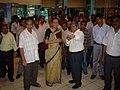 Ambika Soni Visiting Dynamotion Hall - Science City - Kolkata 2006-07-04 04801.JPG