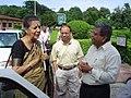 Ambika Soni Visiting Science City - Kolkata 2006-07-04 04775.JPG