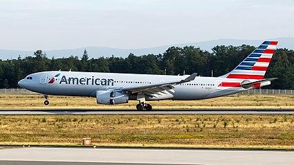 American Airlines Airbus A330-200 (N291AY) at Frankfurt Airport.jpg