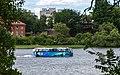 Amphibious bus in Stockholm, Sweden.jpg