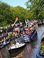 Amsterdam Gay Pride 2013 boat no21 COCNederland pridefonds pic4.JPG