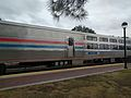 Amtrak Silver Meteor 98 at Winter Park Station (30770006643).jpg