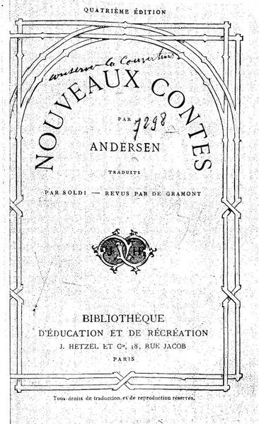 File:Andersen - Nouveaux Contes, trad. Soldi.djvu
