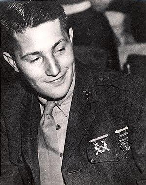 Richard B. Anderson - Image: Anderson RB USMC