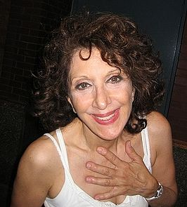 Andrea Martin in New York City, 2008