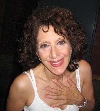 Andrea Martin - Andrea Martin in 2008