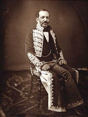Andrés Pico - Image: Andres Pico c 1850