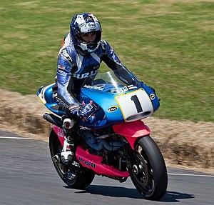 Motor sport in New Zealand - Britten V1000