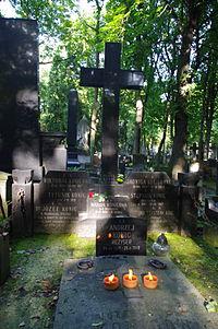 Andrzej Konic (grób).JPG