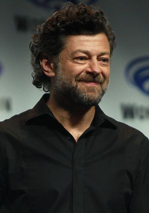 Supreme Leader Snoke - Image: Andy Serkis 2014 Wonder Con (cropped)