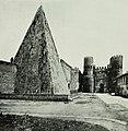 Angeli - Roma, parte I - Serie Italia Artistica, Bergamo, 1908 (Pyramid of Cestius).jpg