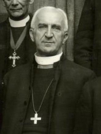 John Farthing (bishop) - The Right Reverend John Farthing in 1924
