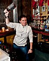 Angry Barmaid at Jamian's Bar, Red Bank, New Jersey (4217536186).jpg