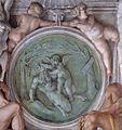Anibale Carracci, Farnese Ceiling, Amor omnia vincit.jpg