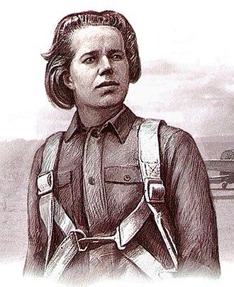 Anna Yegorova - Image: Anna Timofeeva (Yegorova)
