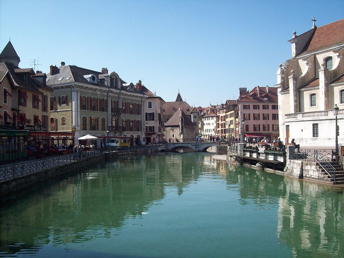 Annecy wikipedia for Piscine annecy