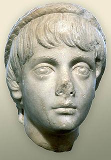 Son of Roman Emperor