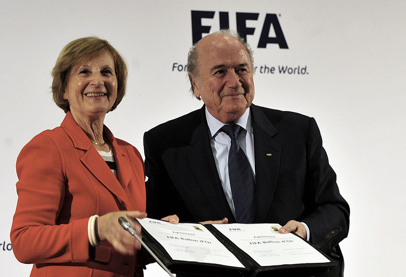 File:Announcement on creation of FIFA Ballon d'Or in Johannesburg 2010-07-05 1.jpg