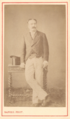 António Vicente Peixoto de Mendonça e Costa, 1.º Barão de Santa Cruz (c. 1860s) - António José Raposo.png