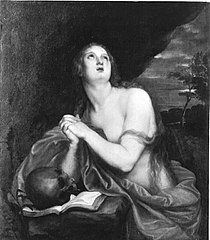 Hl. Maria Magdalena als Büßerin (Nachfolger)