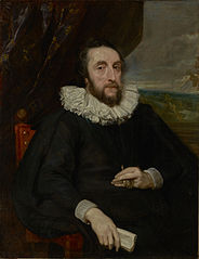 Portrait of Thomas Howard, 2nd Earl of Arundel