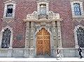 Antiguo Colegio de San Ildefonso, Ciudad de México - Portón 1.jpg