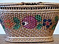 Antique painted rice basket 06.jpg