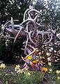 Antler and wooden cross headstone (20949536180).jpg