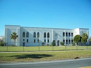 Alvan Wentworth Chapman - Chapman Elementary School