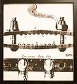 Aplastapulgares. Antiguo instrumento de tortura. Exposición Inquisición en el Palacio de los Olvidados de Granada 01.jpg