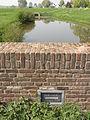 Appeltern Rijksmonument 338159 gemetselde sluis Z, detail.JPG