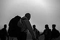 Arba'een In Mehran City 2016 - Iran (Black And White Photography-Mostafa Meraji) اربعین در مهران- ایران- عکس های سیاه و سفید 06.jpg