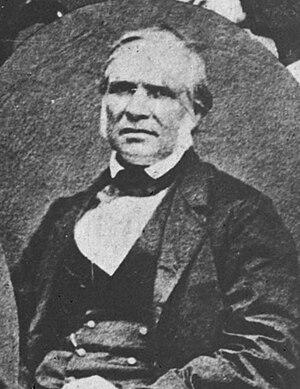Archibald Clark (politician) - Archibald Clark in 1860